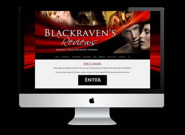 Blackraven's Reviews Website