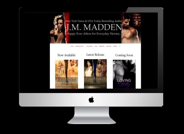 JM Madden's Website