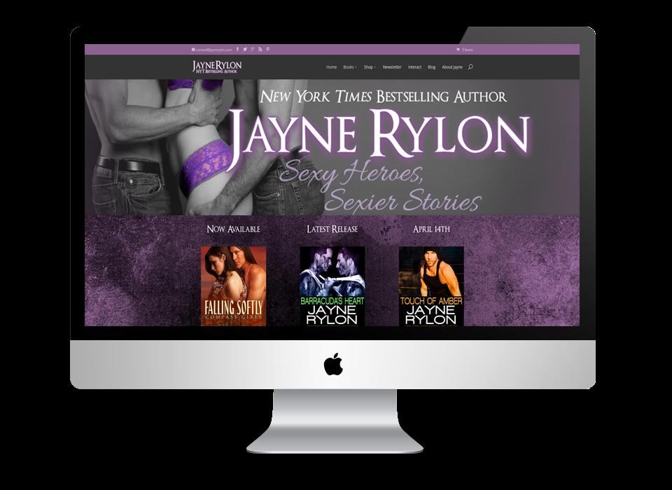 Jayne Rylon's Website